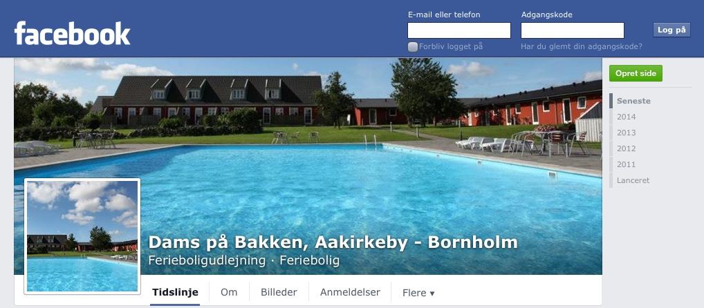 Dams på Bakken på Facebook